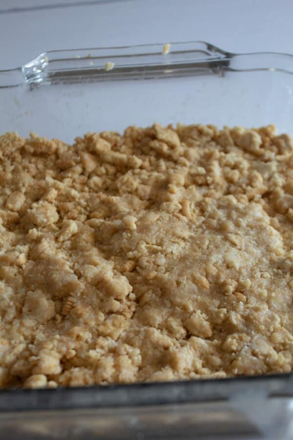 Golden Oreo Crust