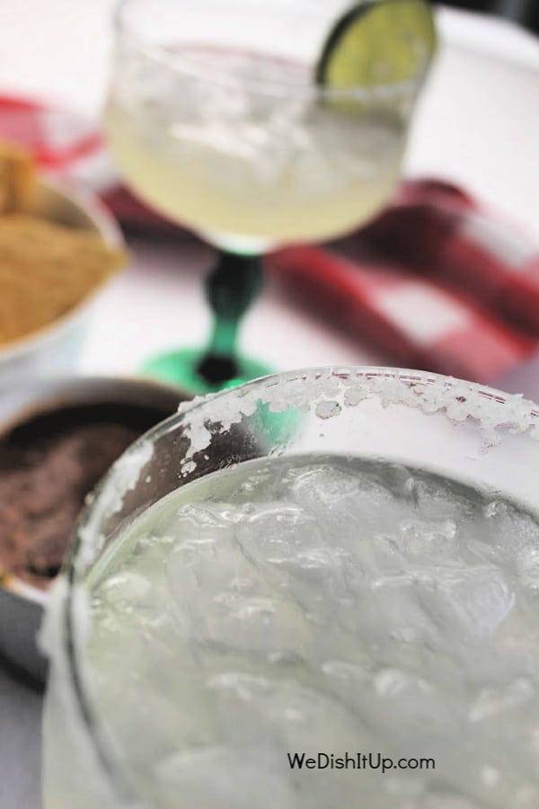 The Best Skinny Jalapeno Margarita