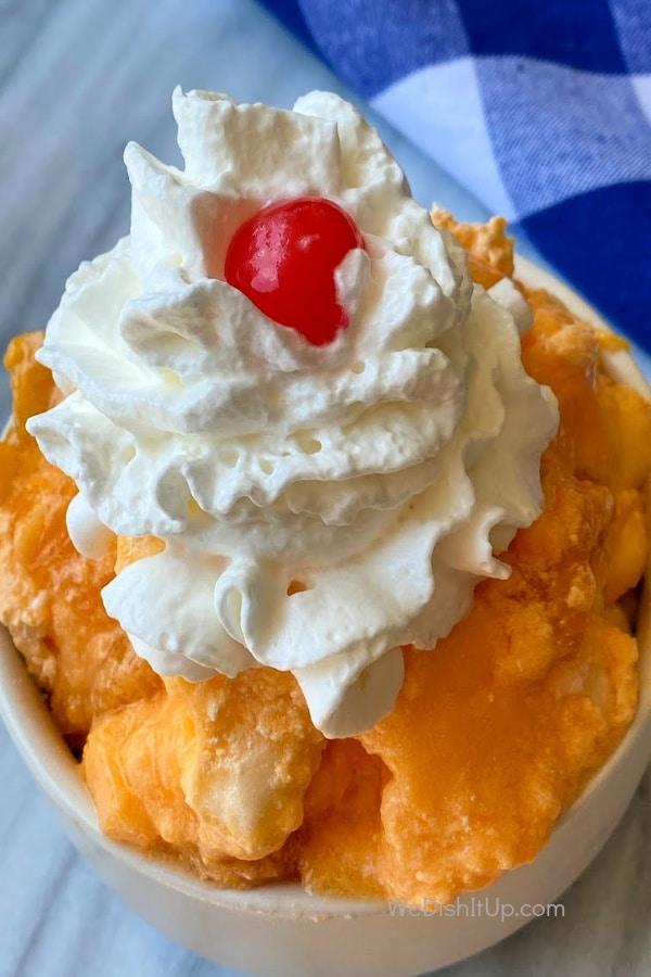 Orange Vanilla Cream Fluff
