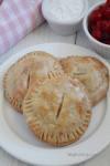 Easy Hand Held Cherry Pie