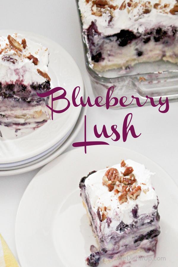 Blueberry Lush