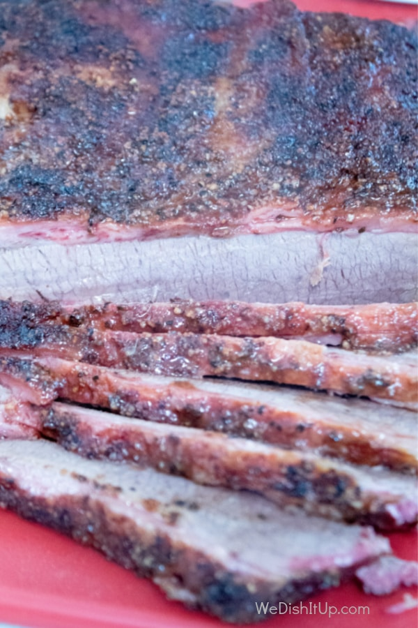 The Best Texas Barbeque Brisket