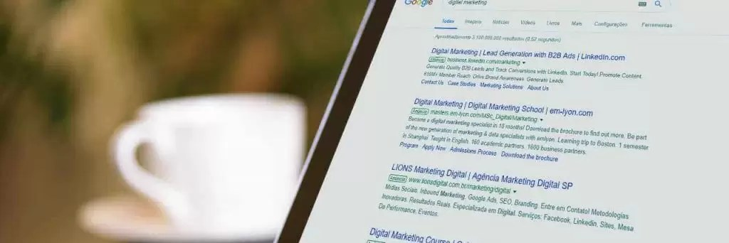 O marketing digital aumenta a visibilidade