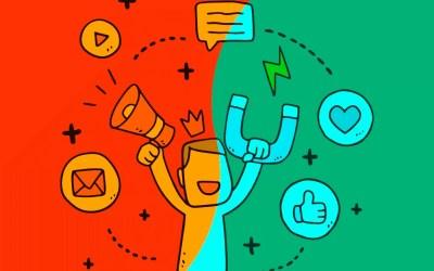 Inbound Marketing x Outbound Marketing: você precisa escolher?