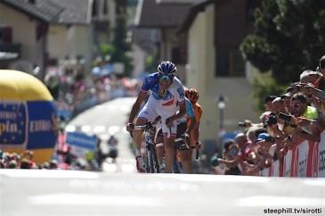25-05-2017 Giro D'italia; Tappa 18 Moena - Ortisei; 2017, Fdj; Pinot, Thibaut; Ortisei;