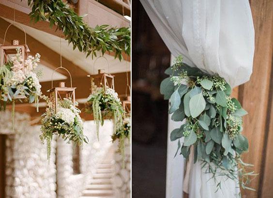 Trending: 30+ Silver Sage Wedding Color Ideas For 2019