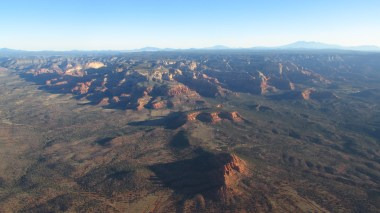 The view from 5,000 feet
