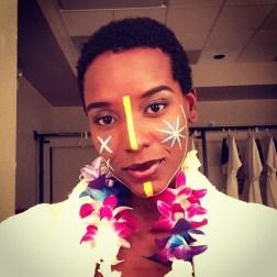 Sarabi in Hawaii...