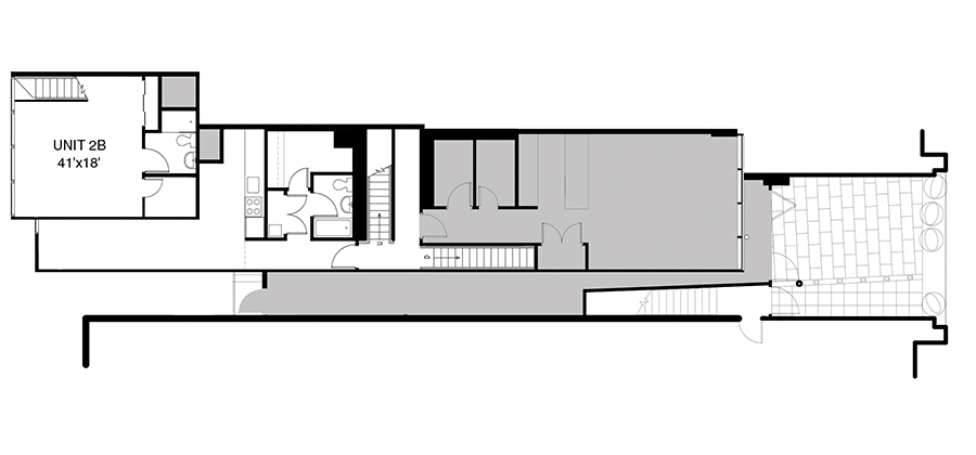 plan 2B and courtyard (stacked) 900x420