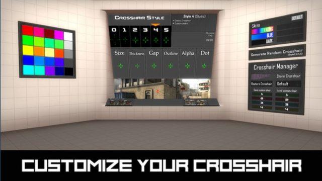 Custom Crosshair