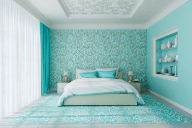 Custom Wall papers to bring the WOW factor to your home!