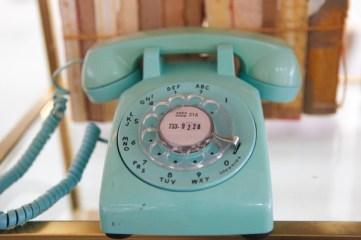 Telefon k dekoraci