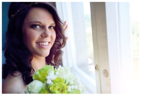 Úsměv nevěsty