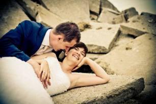 foto novomaželů