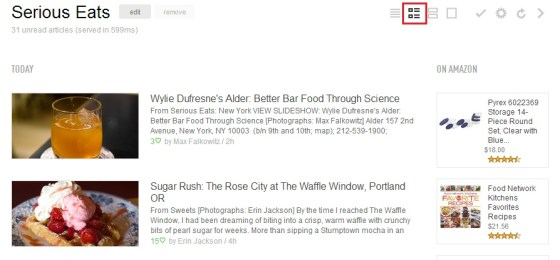 feedly view 2