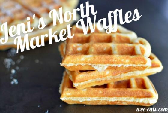 Jeni's North Market Waffles - Wee Eats