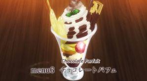 Isekai Shokudou Menu 6 Chocolate Parfait