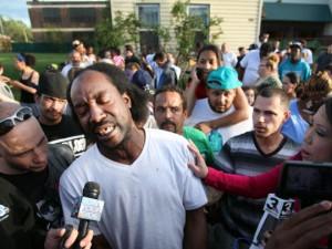 Charles Ramsey, next door neighbor helped rescue girls