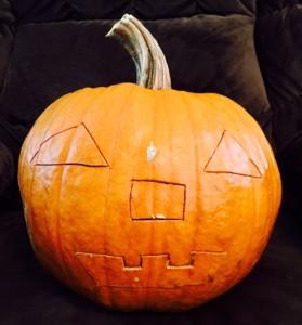 Pumpkin No Glow