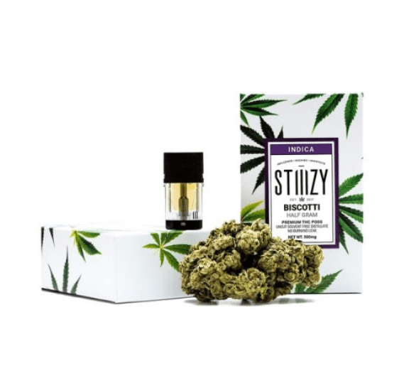 Buy Stiiizy Purple Punch Premium THC Online