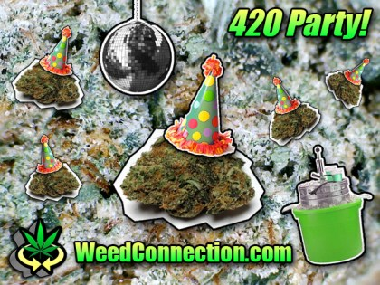 #Party For The #Causes @WeedConnection