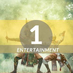 weedin mission entertainment