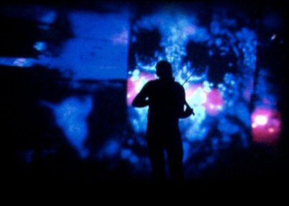 Multi projections show Edinburgh