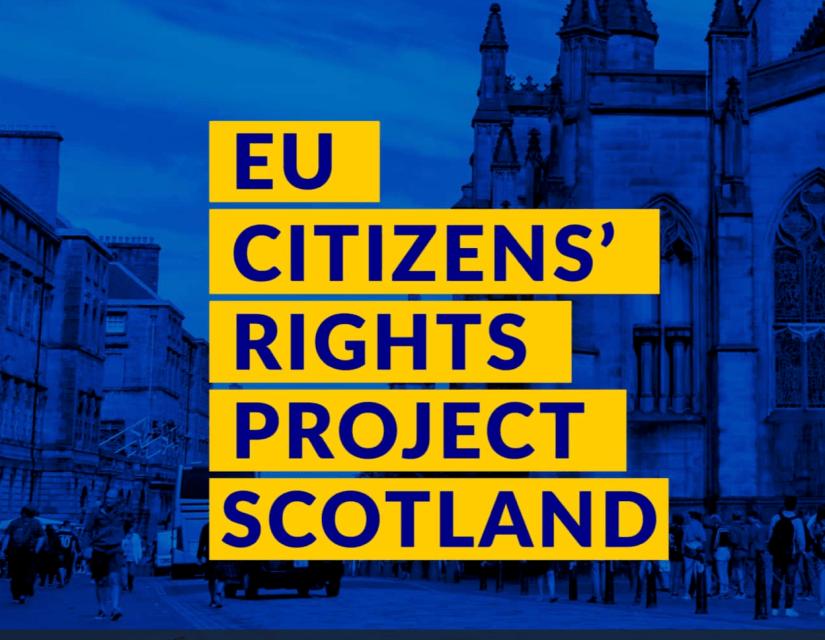 EU citizens' rights project scotland