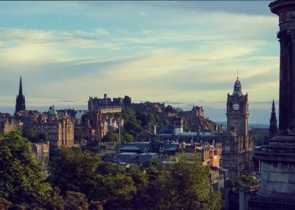 student experience video production promo edinburgh