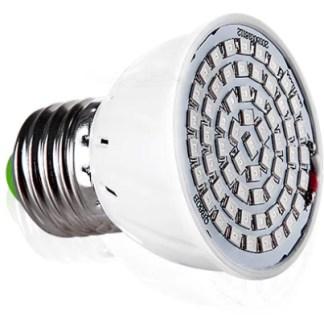 Led groeilamp E27 60 leds