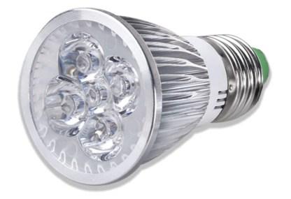 Groeilamp 5 LEDS E27