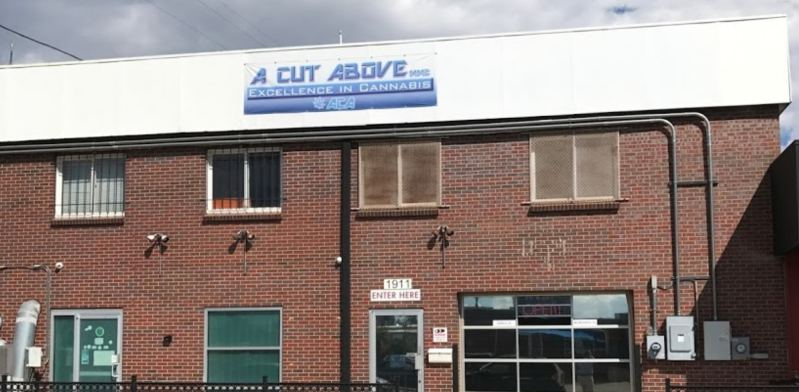 A Cut Above Dispensary | Denver