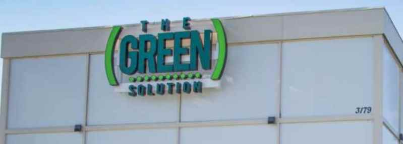The Green Solution | Peoria Ct. @ Aurora