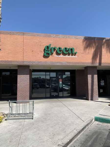 Green Cannabis Co