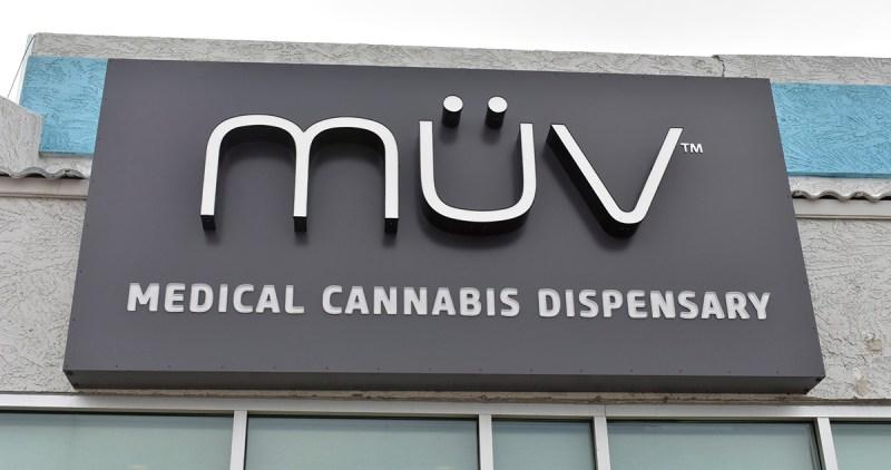 MÜV Dispensary Phoenix