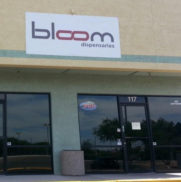 Bloom Dispensary Tucson