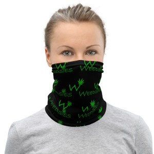Face Mask, Neck Gaiter, Or Multi Use Weedsies Head Band