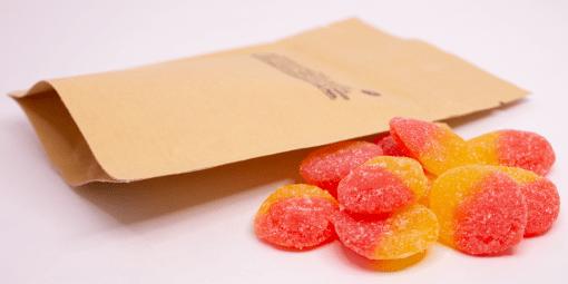 Online Dispensary Canada - Peach Gummies