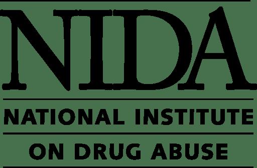 NIDA logo, national institute on drug abuse, NIH