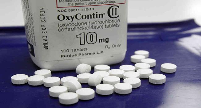 oxycontini, oxycodone, opioid epidemic, opioid