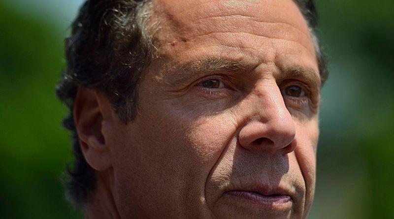 Governor Andrew Cuomo. Governor Cuomo
