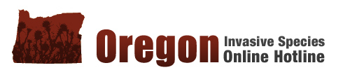 Oregon Invasives Hotline