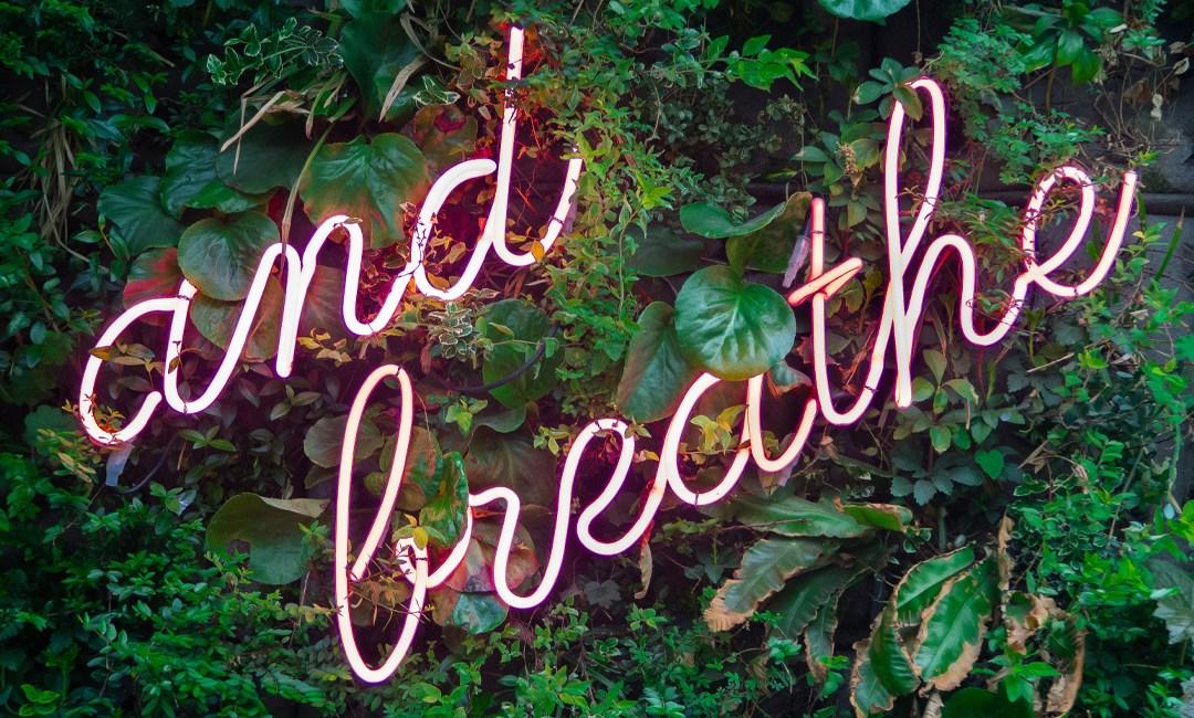 Stress Relief: Breathe