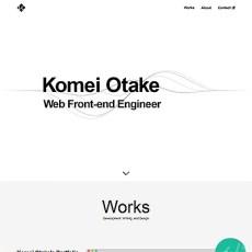 Komei Otake's portfolio