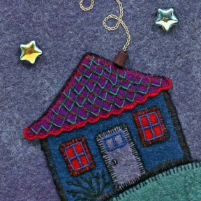"detail from ""Twinkle, twinkle little star"""