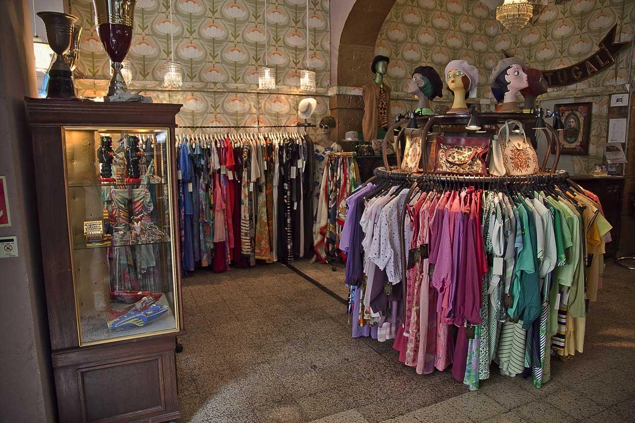 shopping vintage à lisbonne : les 10 meilleures adresses