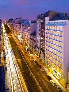 HF Fenix Urban Lisboa - Facade - Hotel Lisbonne