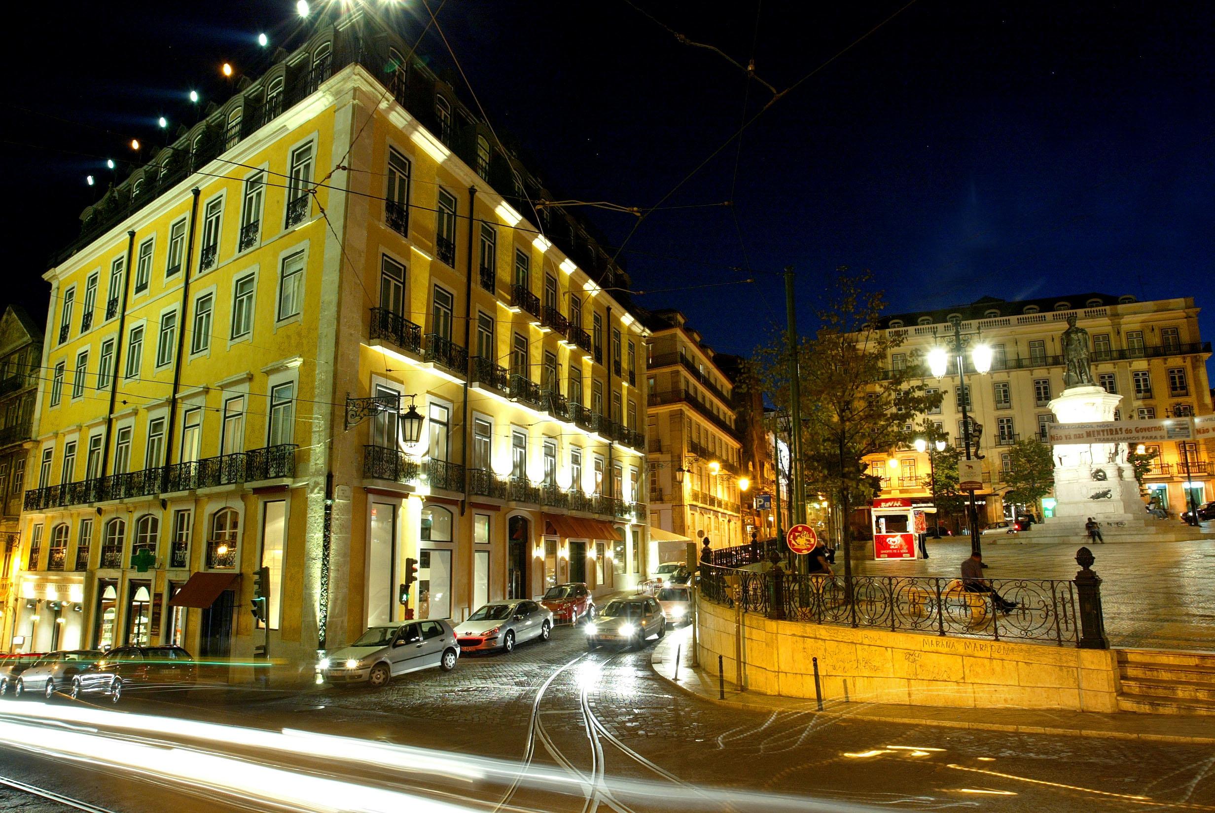 Le Top 20 des meilleurs h´tels de Lisbonne