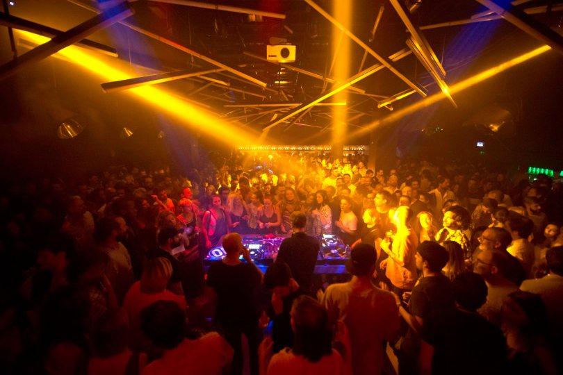Lux Fragil - Discotheque la plus celebre de Lisbonne