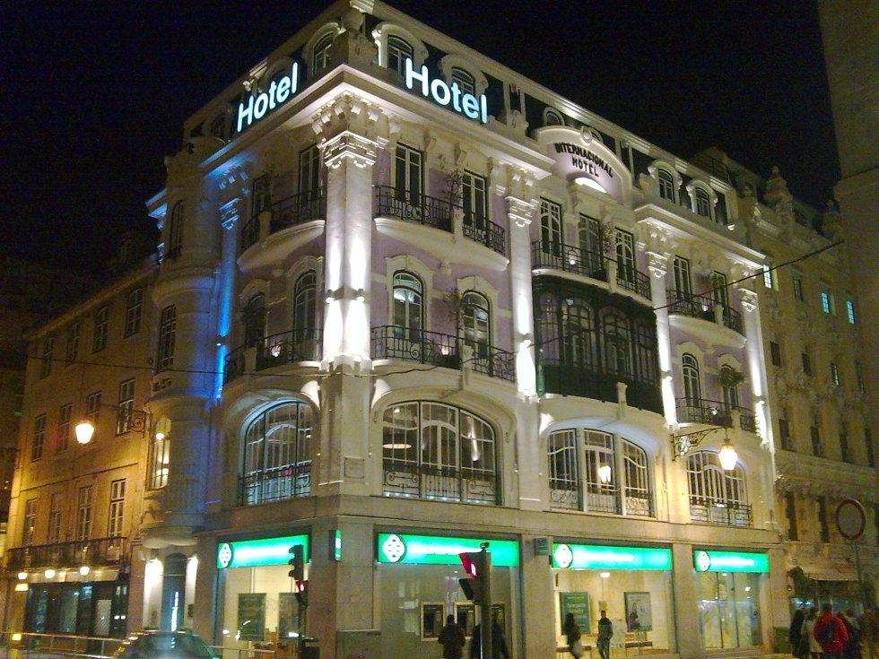 Le top 20 des meilleurs h tels de lisbonne for Internacional design hotel 4